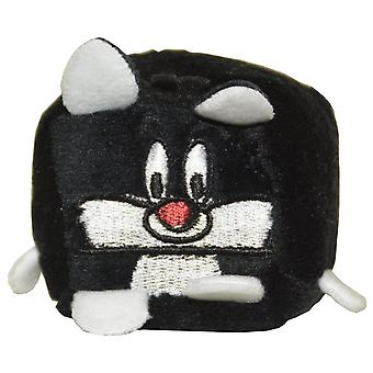 Kawaii Cubes Series 1 Small WB Character Plush - Sylvester