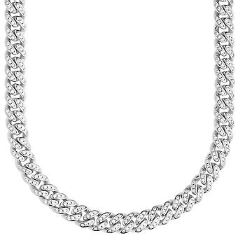 Premium bling Sterling 925 Silver Miami Cuban chain 6, 5mm