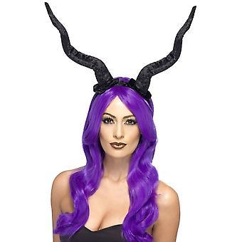 Smiffy's Demon horn hodebøyle