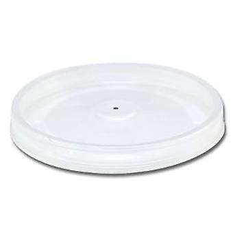 Van der Windt Plastic Soup Cup Lids 16oz