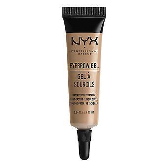 NYX PROF. make-up wenkbrauw gel-blond
