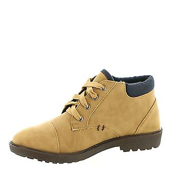 Kids Kenneth Cole Reaction Boys Chase Myles Ankle Lace Up Fashion Boots