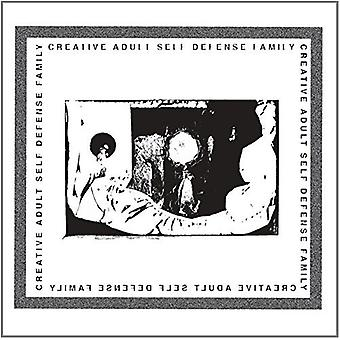 Creative Adult / Self Defense Family - Creative Adult / Self Defense Family [Vinyl] USA import