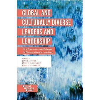 Globale en cultureel divers leiders en leiderschap - nieuwe dimensies