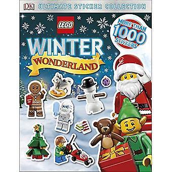 Samlingen LEGO Winter Wonderland ultimata klistermärke