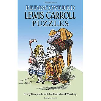 Odkryte Lewis Carroll puzzle