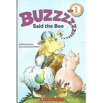 Buzz sa Bee (Cartwheel bøker)