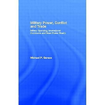 Militær makt, konflikt og handel