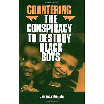 Motverka konspiration för att förstöra svarta pojkar: Vol 1 (motverka konspiration för att förstöra svarta pojkar)