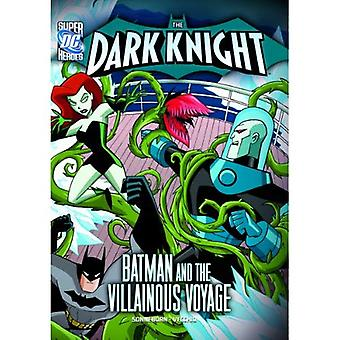 O Cavaleiro das trevas: Batman e o vilão Voyage