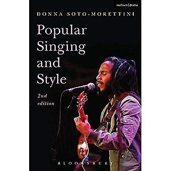 Populär sång och stil