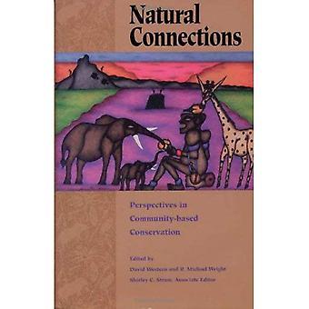 Collegamenti naturali: Prospettive sulla conservazione basati sulla comunità