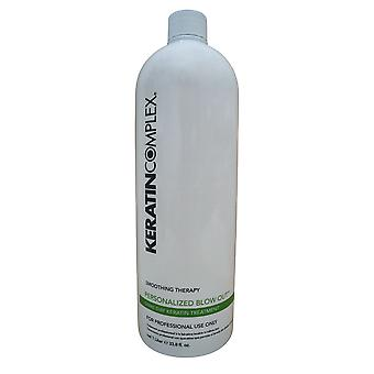 Keratin Complex Personalized Blow Out Smoothing Therapy 33.8 OZ.