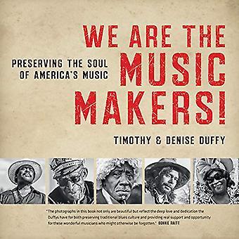 Nous sommes les maîtres de la musique!: préserver l'âme de la musique de l'Amérique