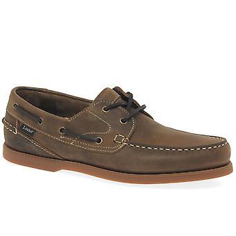 Loake Lymington Mens Boat Shoes