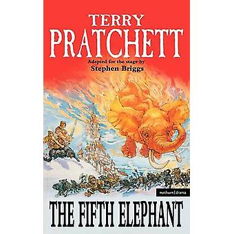 The Fifth Elephant Stage Adaptation by Pratchett & Terry
