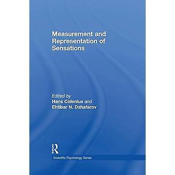 Measurement and Representation of Sensations by Colonius & Hans