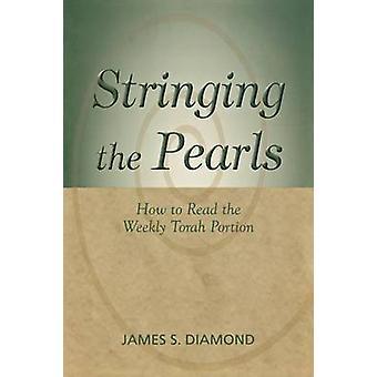 真珠の糸ダイヤモンド ・ ジェームス s. によってパーラーシャーを読み取る方法