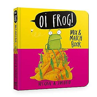 Frog de oi! (Oi grenouille et amis) [Cartonné]