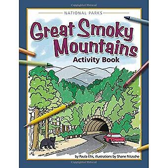 Great Smoky Mountains activiteit boek