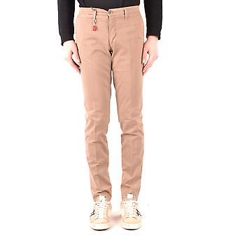 Manuel Ritz Ezbc128037 Men's Beige Cotton Pants