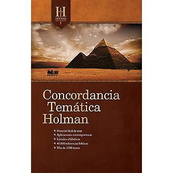 Concordancia Tematica Holman by B&H Espanol - 9780805495751 Book
