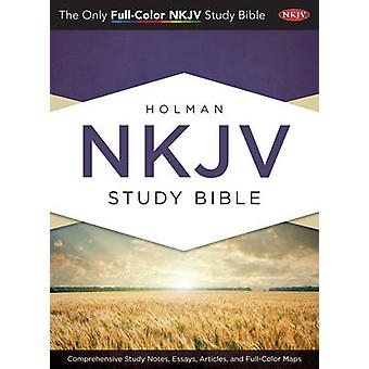 Holman Study Bible-NKJV by Broadman & Holman Publishers - 97814336050