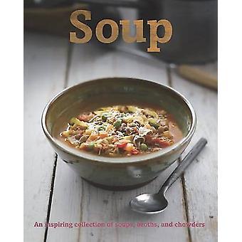 Diecut Warmers - Soup - 9781445456997 Book