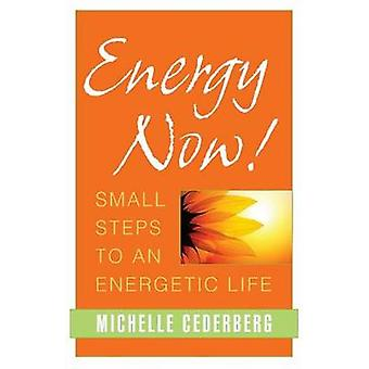 Energy Now! - Small Steps to an Energetic Life by Michelle Cederberg -