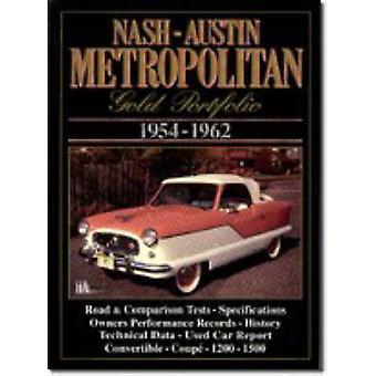 Nash Metropolitan Gold Portfolio - 1954-62 by R. M. Clarke - 97818552