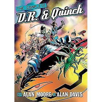 De volledige D. R. en Quinch door Alan Moore-Alan Davis-9781906735