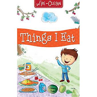 Things I Eat by Pegasus - 9788131935545 Book