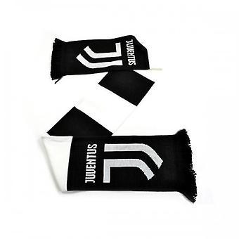 Juventus FC supportrar bar halsduk