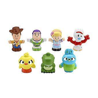 Disney GFD12  Little People Disney Toy Story 7-Figure Pack