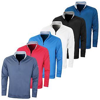 adidas Golf Herre 2020 Classic Club 1/4 Zip Sweater