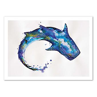 Kunst-poster-Celestial-Marc Allante 50 x 70 cm