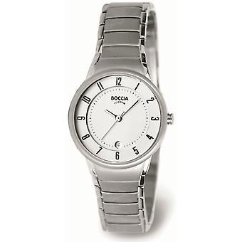 Boccia Titanium 3158-01 naisten Watch