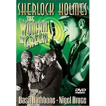 Sherlock Holmes-Woman in Green [DVD] USA import