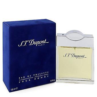 St dupont eau de toilette spray by st dupont 401740 100 ml