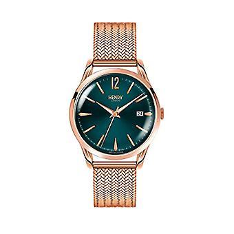 Henry London Clock Unisex ref. HL39-M-0136