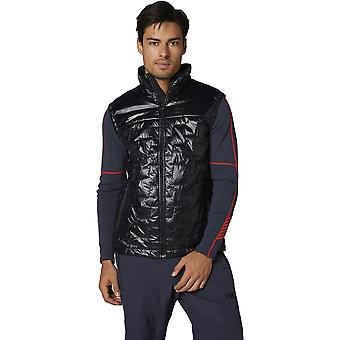 Helly Hansen Mens Lifaloft Windproof Insulated Vest Jacket