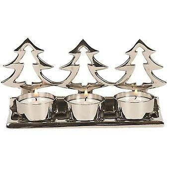 Straits 3 Candle Tea light Holders 16973
