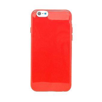 iPhone 6/6s Plus - 5.5 Inch Ultra Slim TPU Case Red