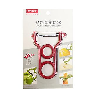 Multi-functional Peeler-Red