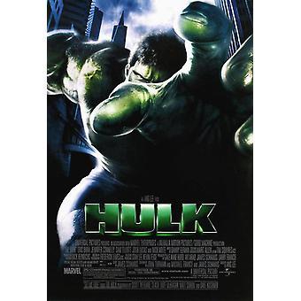 ハルク(ダブルサイドレギュラー)オリジナルシネマポスター