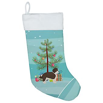 Carolines Treasures  CK3840CS Havapoo #1 Christmas Tree Christmas Stocking