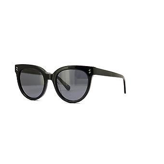 Stella McCartney SC0139S 001 Black/Grey Sunglasses