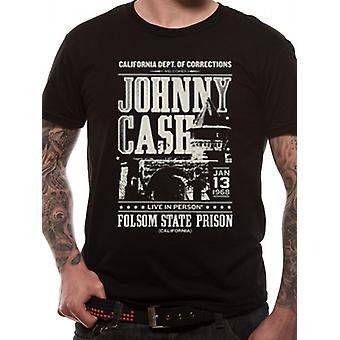 Johnny Cash-Dept van correcties T-shirt