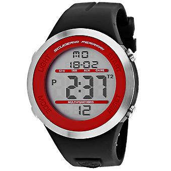 Ferrari Men's Digital Grey Dial Watch - 830371