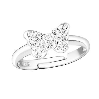 Butterfly - 925 Sterling Silver Rings - W15409x